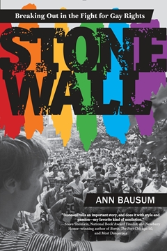 Image de Bausum, Ann: Stonewall: Breaking Out in the Fight for Gay Rights