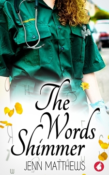 Bild von Matthews, Jenn: The Words Shimmer