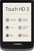 Image sur Pocketbook Touch HD 3 metallic grau