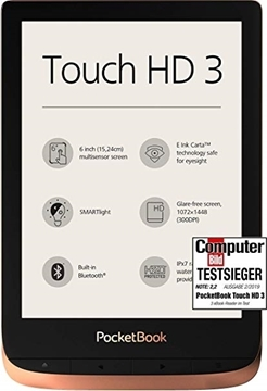 Image de Pocketbook Touch HD 3 kupfer