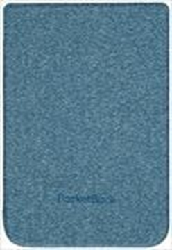 Bild von Cover Pocketbook Touch Lux 4 & Touch HD 3 Shell blau