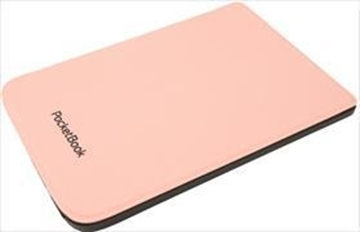 Image de Cover Pocketbook Touch Lux 4 & Touch HD 3 Shell light rose
