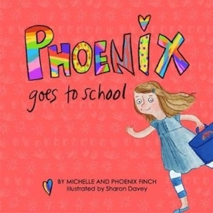 Image sur Finch, Michelle: Phoenix Goes to School