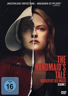Image sur The Handmaid's Tale - Season 2 (DVD)