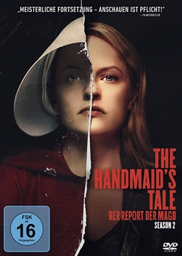 Image de The Handmaid's Tale - Season 2 (DVD)