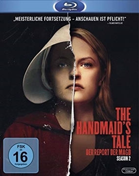 Image de The Handmaid's Tale - Season 2 (Blu-ray)