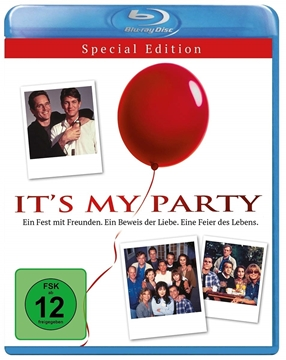 Image de It's My Party (Blu-ray)