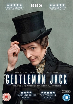 Image de Gentleman Jack - The real Anne Lister (DVD)