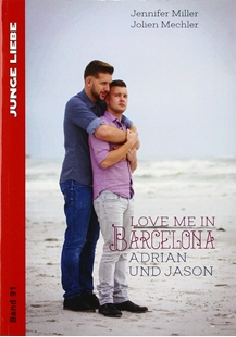 Image sur Miller, Jennifer: Love me in Barcelona - Adrian und Jason (eBook)