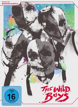 Image de The Wild Boys - Les Garcons Sauvages (DVD)