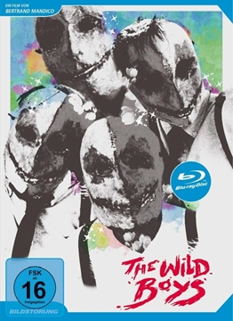 Image de The Wild Boys - Les Garcons Sauvages (Blu-ray)