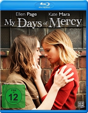 Image de My Days of Mercy (Blu-ray)
