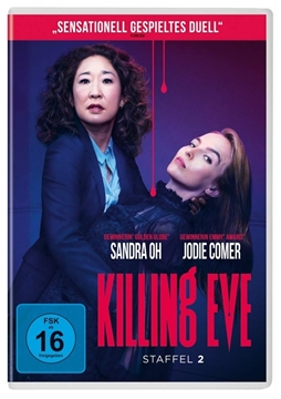Image de .Killing Eve - Staffel 2 (DVD)