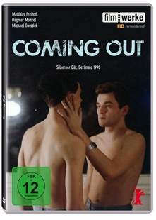 Image sur Coming Out - HD-Remasterd (DVD)
