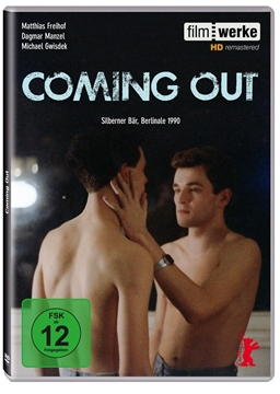 Image de Coming Out - HD-Remasterd (DVD)