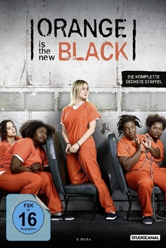 Image de Orange is the New Black - Staffel 6 (DVD)