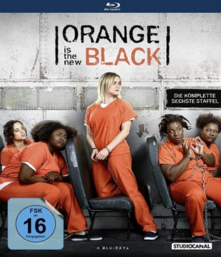 Image de Orange is the New Black - Staffel 6 (Blu-ray)