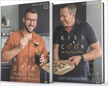 Image de Wett, Sascha Und Torsten: Kiss & Cook - Die »Gay Guy«-Edition