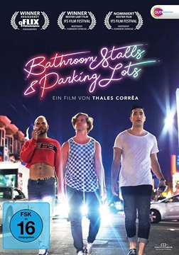 Image de Bathroom Stalls & Parking Lots (DVD)