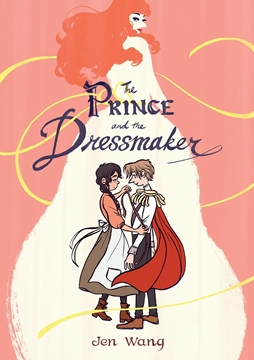 Image de Wang, Jen: The Prince and the Dressmaker