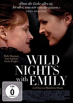 Image de Wild Nights with Emily (DVD)