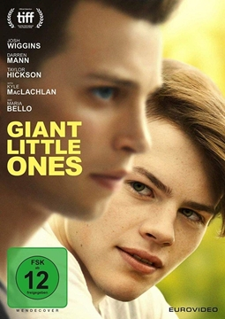 Bild von Giant Little Ones (DVD)