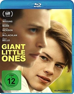 Image sur Giant Little Ones (Blu-ray)