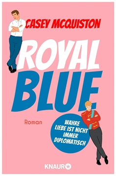 Bild von McQuiston, Casey: Royal Blue (eBook)