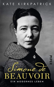 Image de Kirkpatrick, Kate: Simone de Beauvoir (eBook)