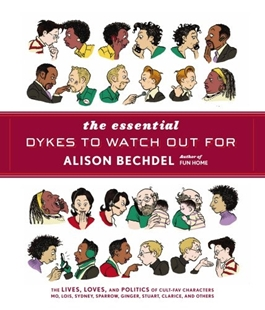 Image sur Bechdel, Alison: The Essential Dykes to Watch Out for