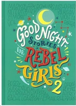 Bild von Favill, Elena : Good Night Stories For Rebel Girls 2