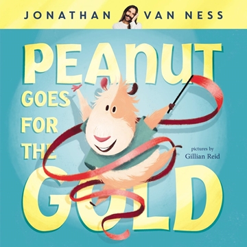 Bild von Van Ness, Jonathan : Peanut Goes for the Gold