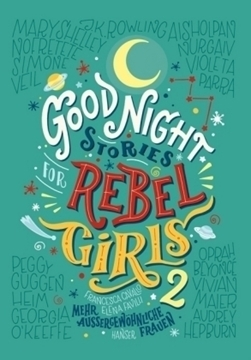 Image de Favilli, Elena : Good Night Stories for Rebel Girls 2