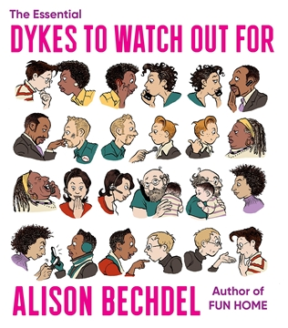 Image de Bechdel, Alison: The Essential Dykes to Watch Out For