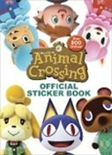 Image sur Carbone, Courtney: Animal Crossing Official Sticker Book (Nintendo)