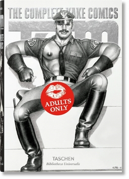 Image de Tom of Finland - The Complete Kake Comics (Neuauflage)