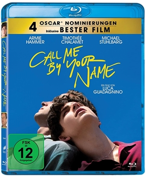 Bild von Call Me By Your Name (Blu-ray)