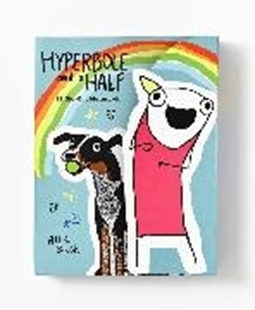 Image sur Brosh, Allie: Hyperbole and a Half Die-Cut Notecards