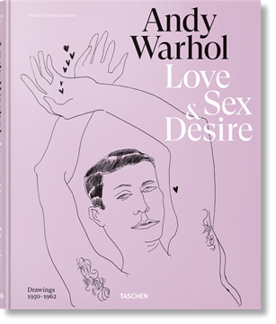 Bild von Andy Warhol. Love, Sex, and Desire - Drawings 1950-1962