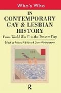 Bild von Aldrich, Robert (Hrsg.): Who'S Who in Contemporary Gay and Lesbian History (eBook)