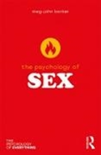 Image sur Barker, Meg John: The Psychology of Sex (eBook)
