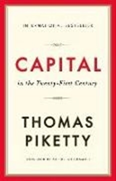 Image de Piketty, Thomas: Capital in the Twenty-First Century