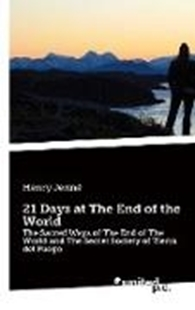 Image sur Henry Jenné: 21 Days at The End of the World