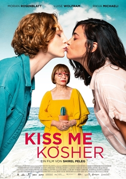 Image de Kiss Me Kosher (DVD)