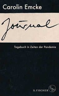 Image sur Emcke, Carolin: Journal -Tagebuch in Zeiten der Pandemie (eBook)