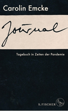 Image de Emcke, Carolin: Journal -Tagebuch in Zeiten der Pandemie (eBook)