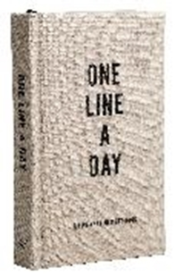 Image sur Chronicle Books (Geschaffen): Canvas One Line a Day