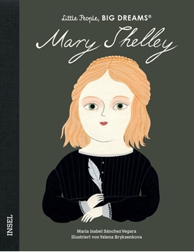 Bild von Sánchez Vegara, María Isabel: Mary Shelley
