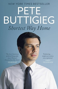 Bild von Buttigieg, Pete: Shortest Way Home