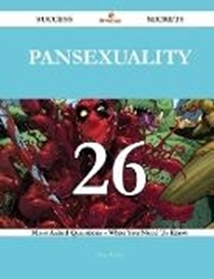 Bild von Hewitt, Doris: Pansexuality 26 Success Secrets - 26 Most Asked Questions on Pansexuality - What You Need to Know
